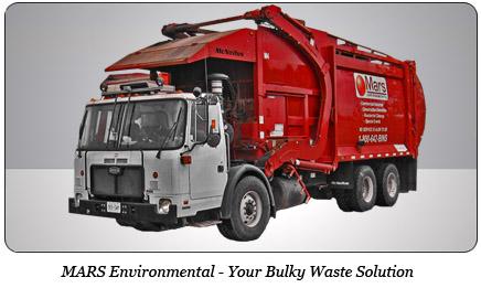 mars environmental truck