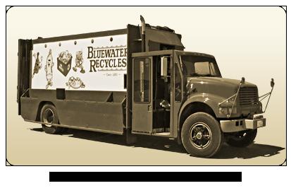 old bra truck